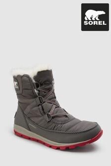 Sorel® Quarry Grey Whitney Short Lace Boot