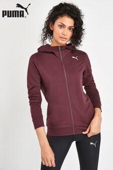 Puma® Full Zip Logo Hoody