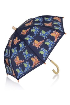 Boys Navy Umbrella
