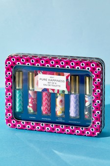 Set of 6 Happiness EDT Tin