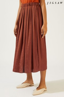 dcdc6d978f Buy Women's skirts Brown Brown Skirts from the Next UK online shop