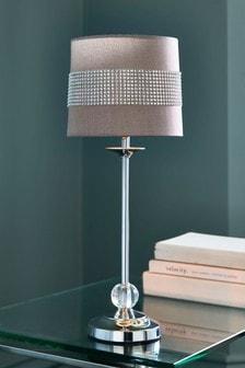 Diamanté Table Lamp