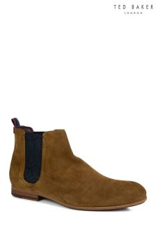 Ted Baker Tan Saldor Chelsea Boot
