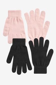 Две пары волшебных перчаток