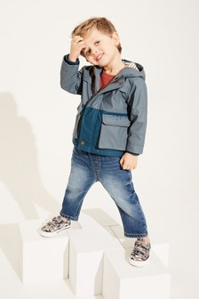 Jeans da jogging in denim (3 mesi - 7 anni)