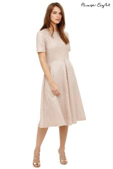 Phase Eight Rose Gold Paloma Dress