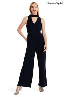 307eb6fc32 Buy Women s jumpsuitsandplaysuits Jumpsuitsandplaysuits Blue Blue ...