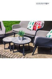 Malmo 5 Piece Lounge Set By Leisuregrow