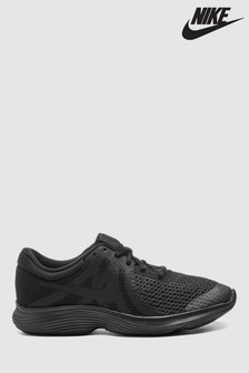 Nike Run Black Revolution Youth Trainers