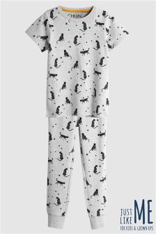 Older Kids Animal Pyjamas (9mths-16yrs)