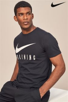 Nike Gym Training Black Dry Tee