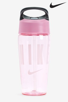 Nike Pink 16oz Water Bottle