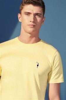 Toucan Badge T-Shirt