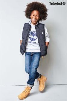 ג'ינס בגזרת סלים של Timberland® בכחול כהה