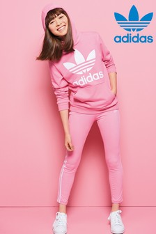 adidas Originals Pink 3 Stripe Legging