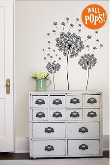 Wall Pops Dandelion Wall Sticker