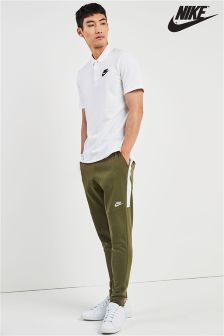 Nike Tribute Olive Green Joggers
