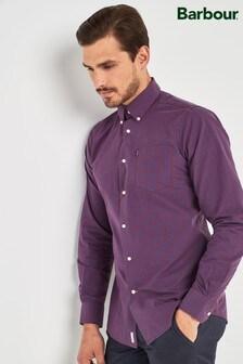 Barbour® Red Stapleton Gingham Shirt