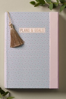 Plans and Goals Organiser