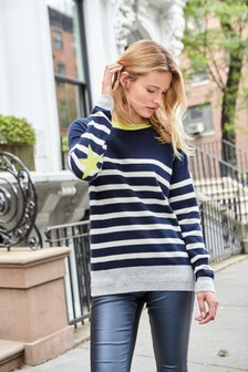 Crew Neck Cashmere Jumper