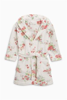 Floral Printed Robe (9mths-16yrs)