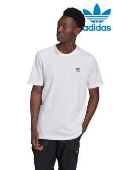 adidas Originals White Essential T-Shirt