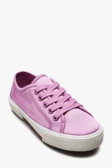 Satin Trainers (Older)