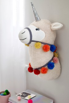 Llamacorn Wall Head