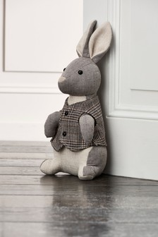 Rory the Rabbit Doorstop