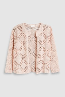Crochet Cardigan (3-16yrs)