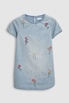 Kleid mit Verzierungen (3-16yrs)