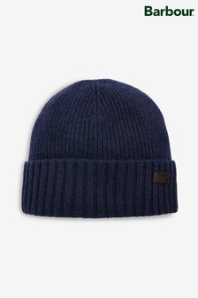 Barbour® Navy Carlton Beanie