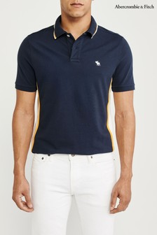 Abercrombie & Fitch Short Sleeve Poloshirt