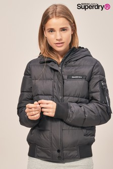 Superdry Black Padded Jacket