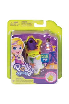 Polly Pocket™ Tiny Pocket Places Rockin Science Compact