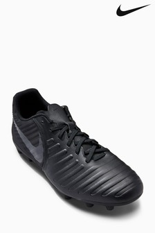Nike Black Tiempo Club MG
