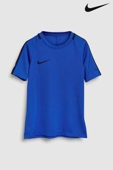 Nike Blue Academy Tee
