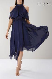 Coast Blue Charley Maxi Dress