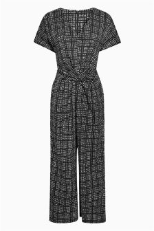Twist Culotte Jumpsuit