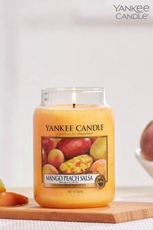 Yankee Candle Classic Large Mango Peach Salsa Candle