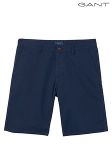 GANT Navy Relaxed Summer Short