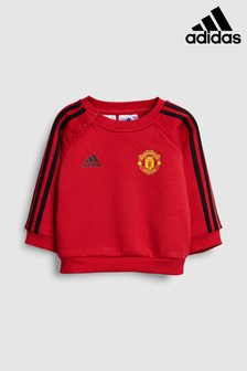 adidas Infant Manchester United FC Tracksuit