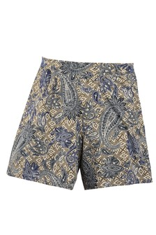 Pantaloni scurți din tricot