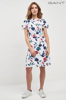 GANT Floral Printed Summer Dress