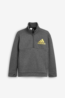 adidas Dark Grey ID Track Top