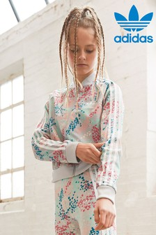 Haut de survêtement adidas Originals Superstar fleuri