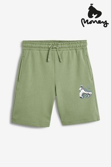 Money Chrome Ape Short