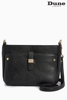 Dune Black Dorrea Cross Body Bag