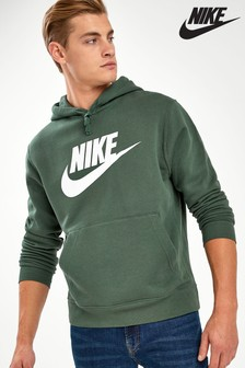 Nike Club Logo Pullover Hoody