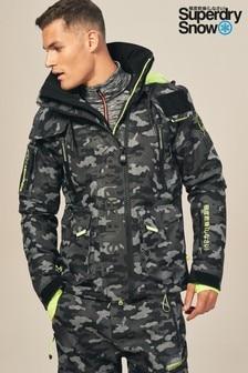 Superdry Snow Camo Rescue Jacket